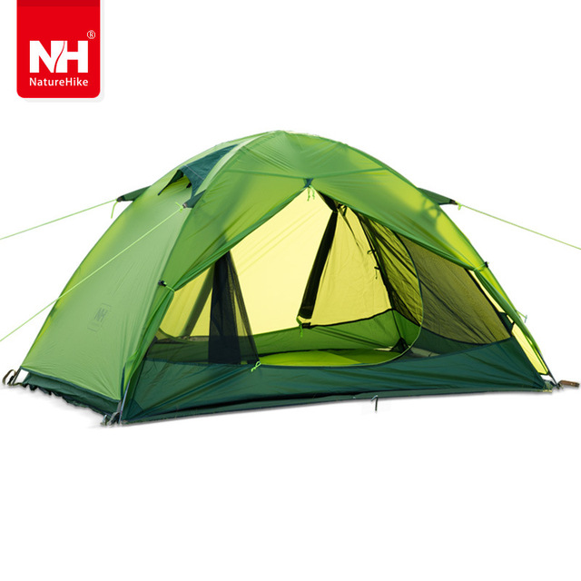 Two Person Double Layer Camping Tent