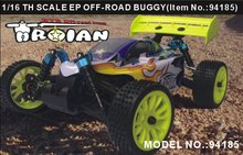RC Racing car 1:16 eclectric Off-Road Buggy HSP 94185 2.4G radio RC Truggy P2