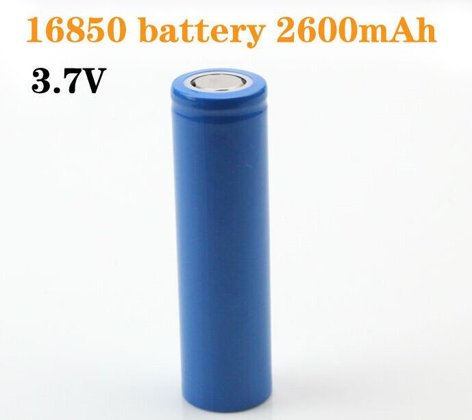 18650 battery 3.7V 2600mAh Li-ion Battery rechargeable Battery For Flashlight And Any Others(China (Mainland))