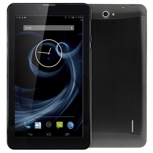 """HSD-7051 MTK8312 512MB+4GB Dual Core 1.3GHz 7"""" 1024 x 600 3G + Voice function Android 4.2.2 3G + Voice Dual SIM Tablet PC(China (Mainland))"""