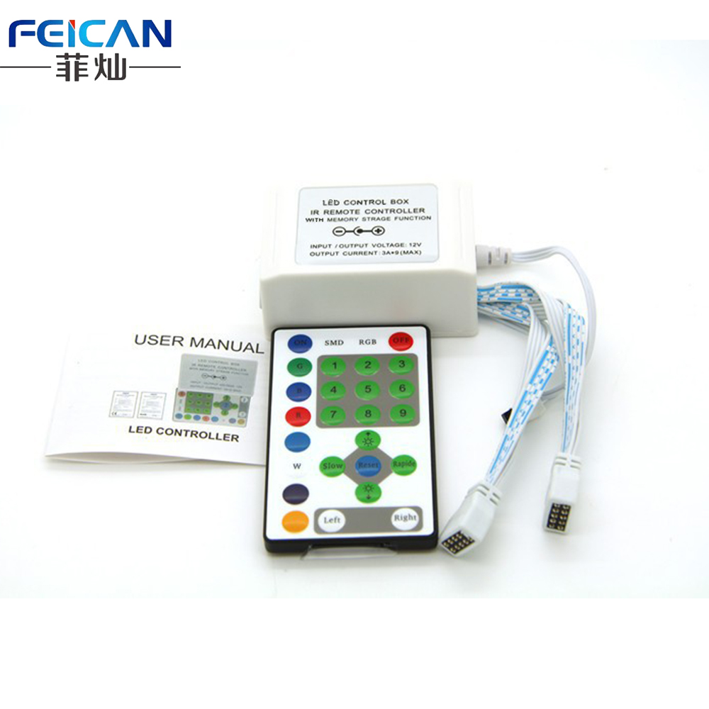 DC12V 25 Keys IR Remote Controller Led Running strip controller For Dream Magic Color 5050 3528 Strip LED Dimmer Free Shipping(China (Mainland))