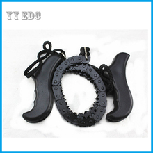 Buy Survival Hand Tool Gear Pocket Portable camp Chain Saw Hiking outdoor survival gear chain tool Pocket Saw Outdoor Camping for $7.32 in AliExpress store