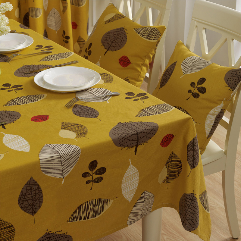 European and American style trade notes printed cloth table linen tablecloth decorative cloth tablecloths Christmas party(China (Mainland))