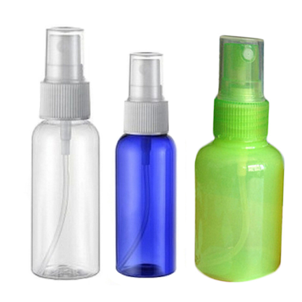 Hot 1PCS 50ML Portable Transparent Perfume Atomizer Hydrating Spray Bottle Makeup Tools Drop Shipping(China (Mainland))