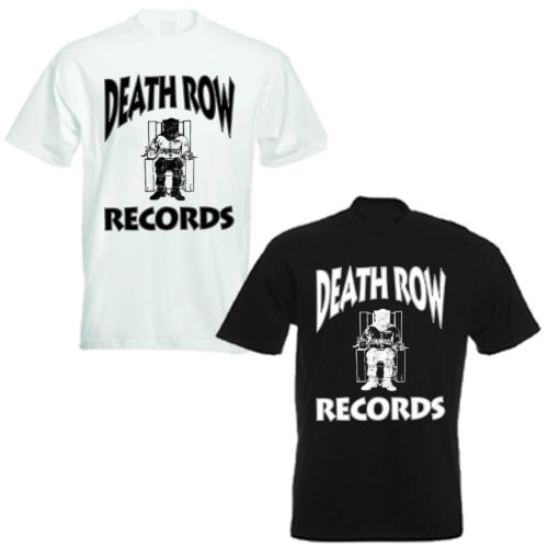 Death Row Records Snoop Dre Gangster rap T Shirt men hip hop printed short sleeve t shirts US plus size S-3XL(China (Mainland))