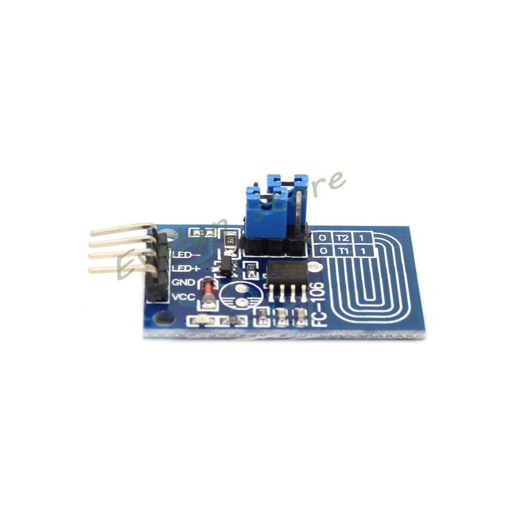 Capacitive touch dimmer Constant pressure stepless dimming ...