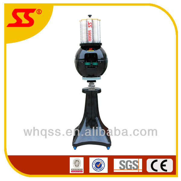 shuttlecock shooter with automatic lifting column SS-YB-8(China (Mainland))