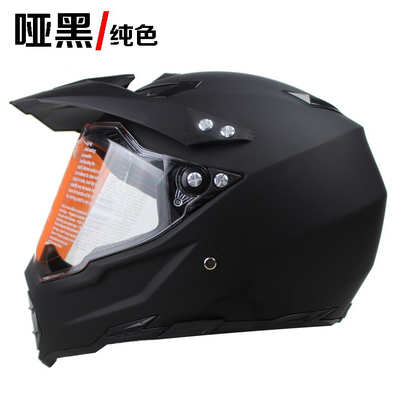 Free shipping atv dirt bike off road motorcycle helmet motocross racing helmet Dot approved off road helmets