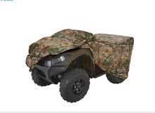 Classic Accessories ATV Storage Cover, Large, 600D PU Coated  Fabric,Heavy Duty, Size: X Lager 217X115X102CM,Free shipping(China (Mainland))