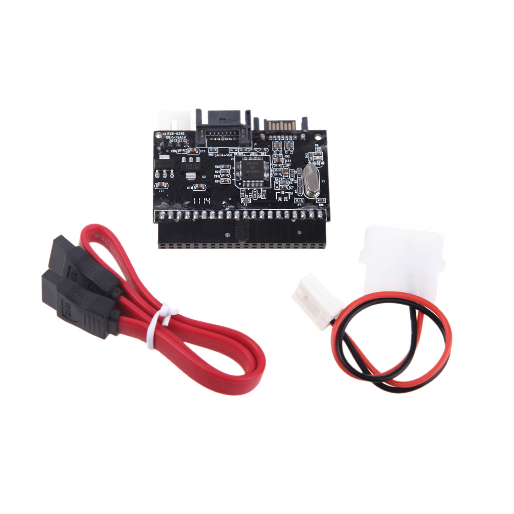 2 in 1 SATA to IDE Converter / IDE to SATA Combo Converter Free Shipping Wholesale(China (Mainland))