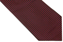 NT0450 2014 New Floral Black Red Jacquard Smooth Classic Silk Polyester Man s Casual Necktie Business