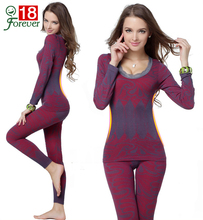 High Quality 2016 Womens Thermals For Winter Warm Long Johns for Women Ceroulas Sexy Lace Thermal Underwear Sets Thin o-neck(China (Mainland))