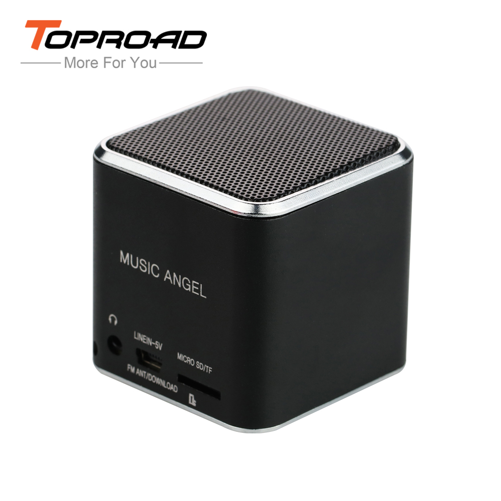 Mini Music Angel Speaker Altavoz Wireless Music Surround Sound Boombox Support FM TF Caixa de Som for Phone Computer(China (Mainland))