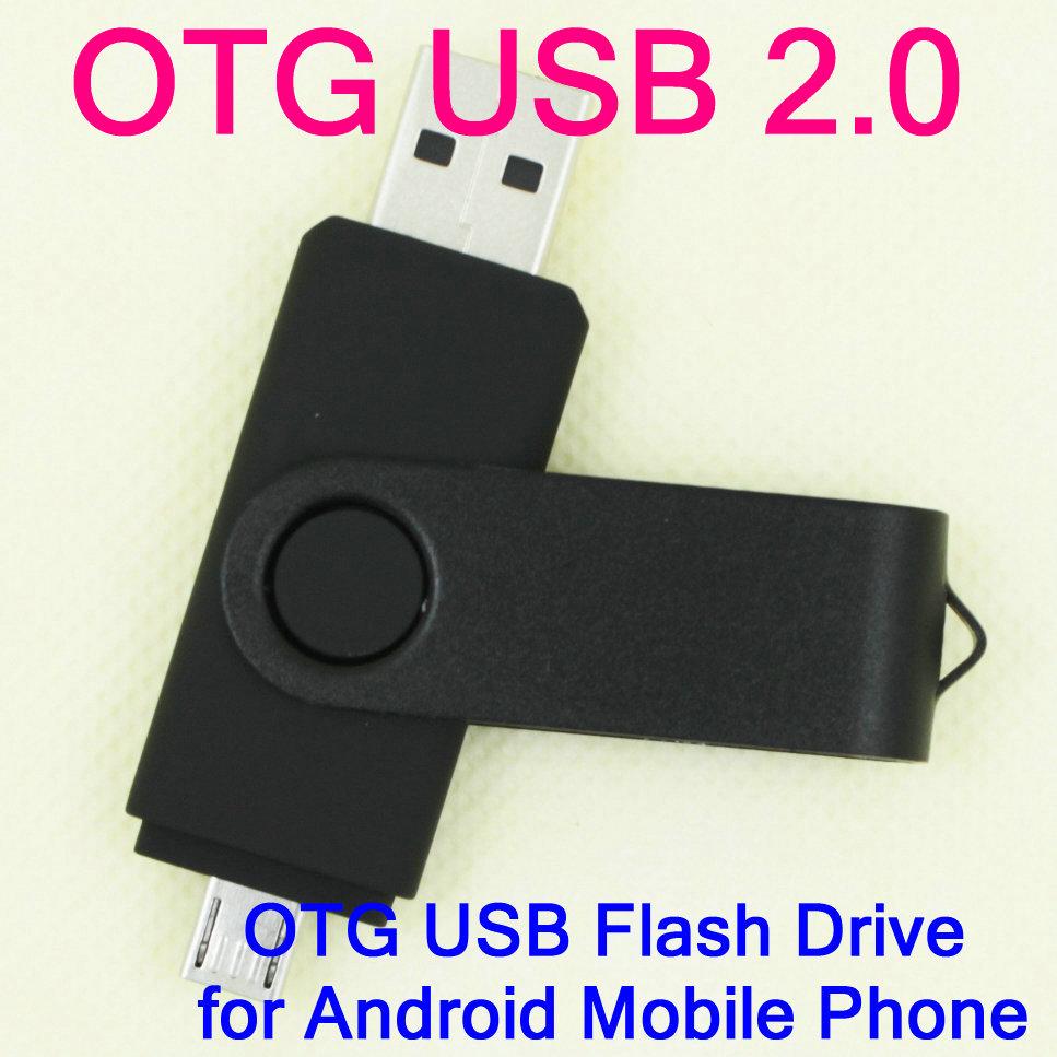 Retail OTG Micro Usb Smart Phone USB Flash Drives Thumb Pendrive Memory Stick U Disk Samsung 16GB 32GB 64GB - Brand Drive+1 Year Warranty store