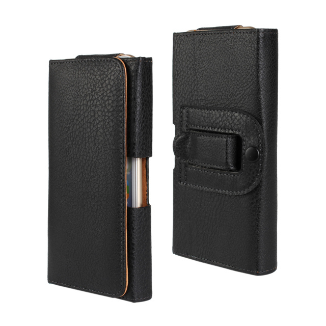 2015 New Lichee pattern/Smooth pattern Leather Pouch Belt Clip bag For Elephone P8000 Phone Cases Cell Phone Accessory(China (Mainland))