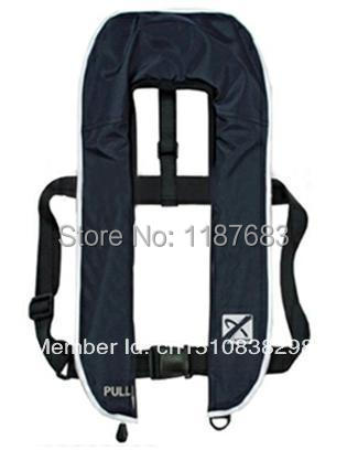 Professional manufacturer direct sell inflatable lifejacket supplies water sports Inflatable Life Jacket wholesale(China (Mainland))