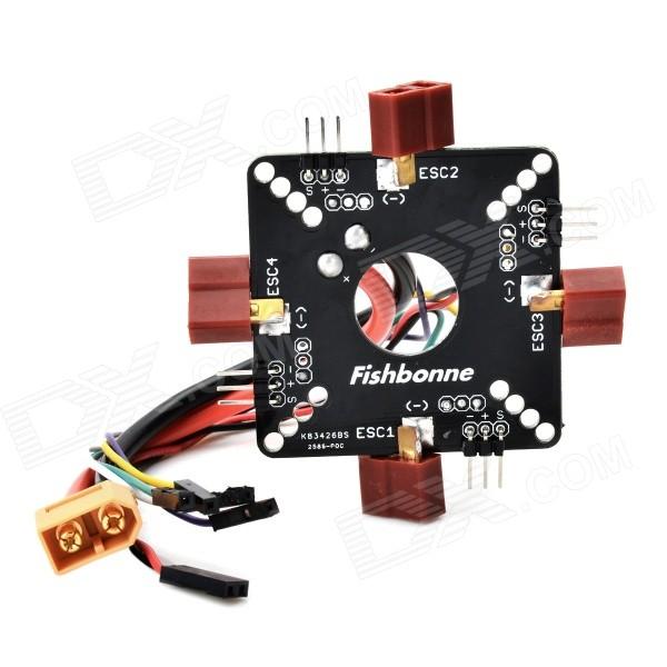 4-axis дистрибьютор / ESC