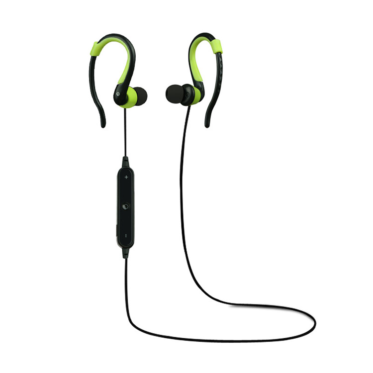 2016 New Arrival Wireless Bluetooth 4.1 Earphone Fashion Sport Running Headphones With Microphone for iphone samsung(China (Mainland))