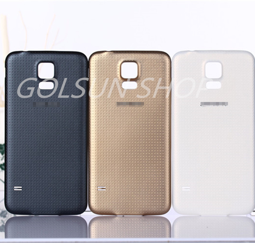 Original OEM Battery Door Back Housing Cover Case Samsung Galaxy S5 mini+ - lan,shop store