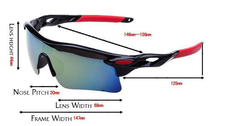 Unisex Sports Oculos Ciclismo Cycling Glasses Outdoor Sport Mountain Bike MTB Bicycle Glasses Motorcycle Sunglasses Eyewear