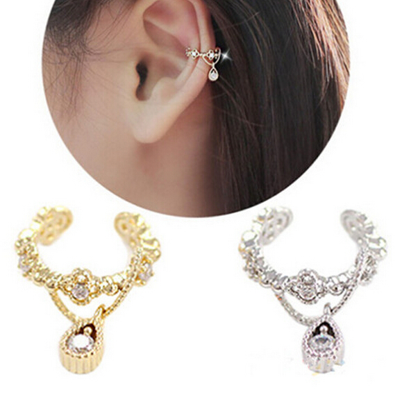 The gallery for --> Cartilage Earrings Cuff