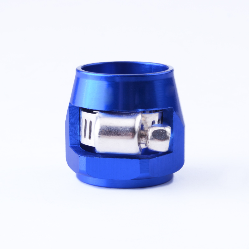 APS Alloy/Aluminium Hose Finisher Clamp/Clip AN8 / JIC - Fuel/Oil/Radiator/Rubber Fuel Oil Water Pipe JUBILEE CLIP Clamp(China (Mainland))