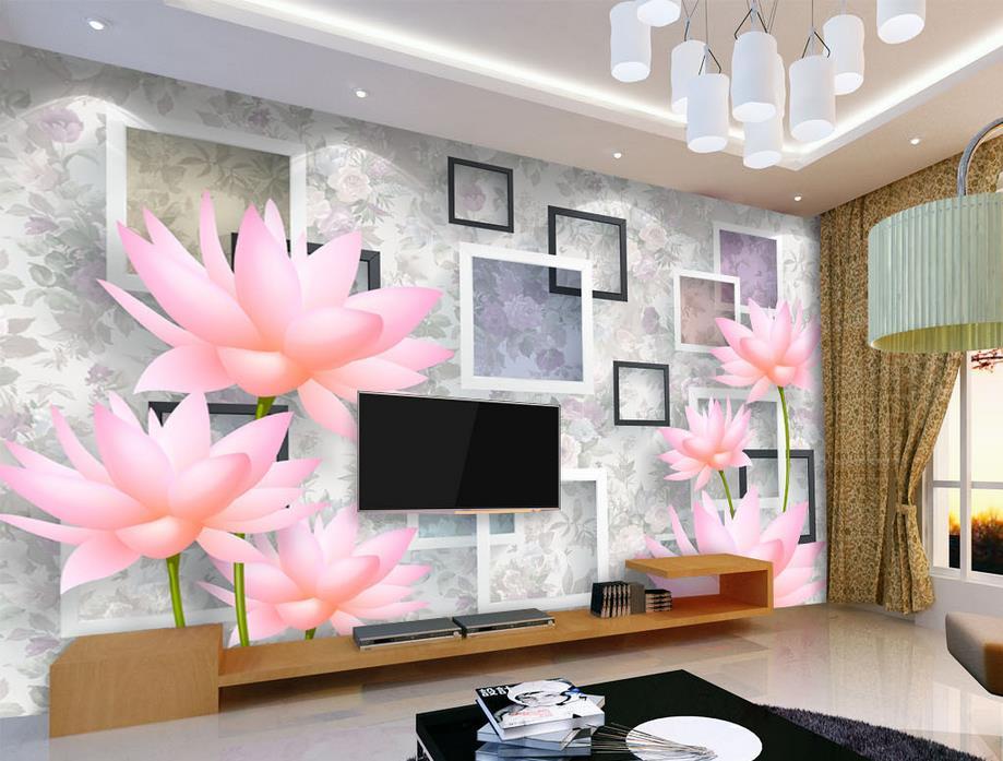 Hermosas flores de papel tapiz al por mayor de alta calidad de ...