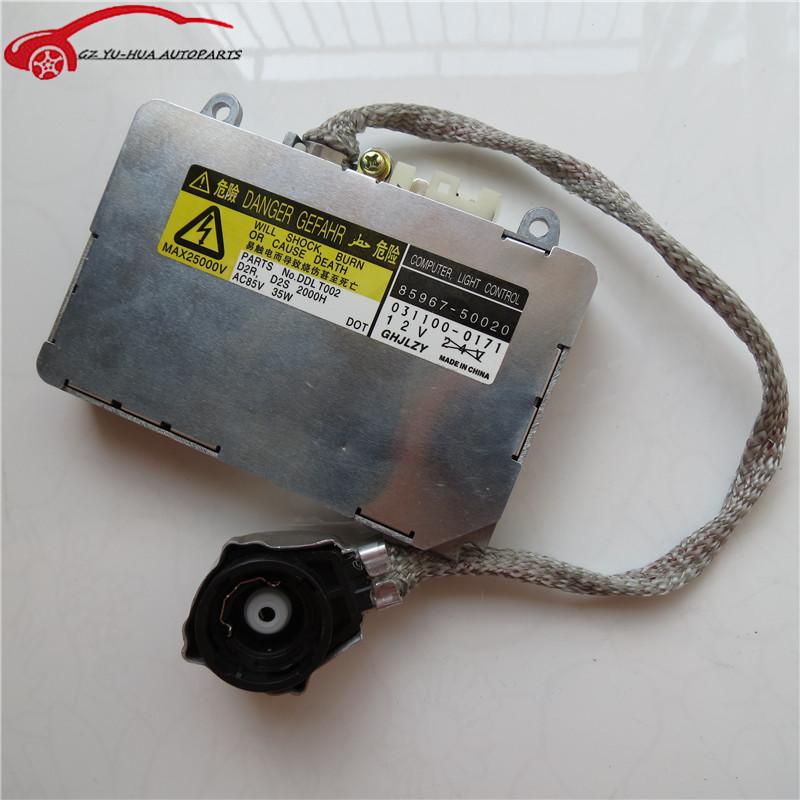 Фотография 85967-50020 Xenon Headlight Ballast for Lexus /Toyota Prius /Mazda RX-8