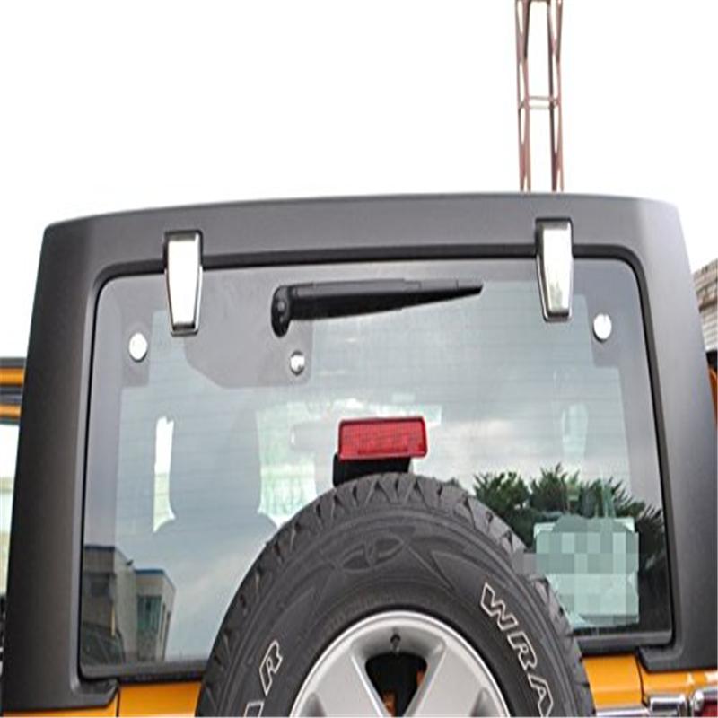 Buy Car Dashboard Speaker Cover Abs Silver Jeep Wrangler