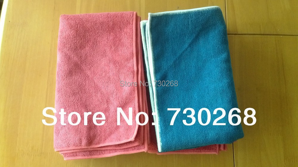 400gsm 50X60cm Microfiber Towel Washing Cloth heavy towel Car Polishing Cleaning Towel Microfiber kitchen Cleaning cloth Rags(China (Mainland))