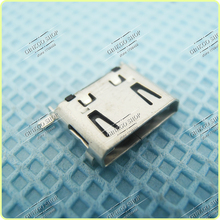 200pcs/lot 12P 12Pins Mini USB Connector, Mini usb charging port for LG Phone communly use mobile phone charger sockect jack(China (Mainland))