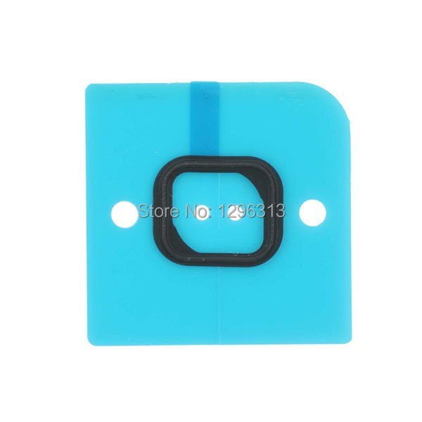 20pcs/lot Home Button Rubber Gasket for iPhone 5S Replacement Parts free shipping