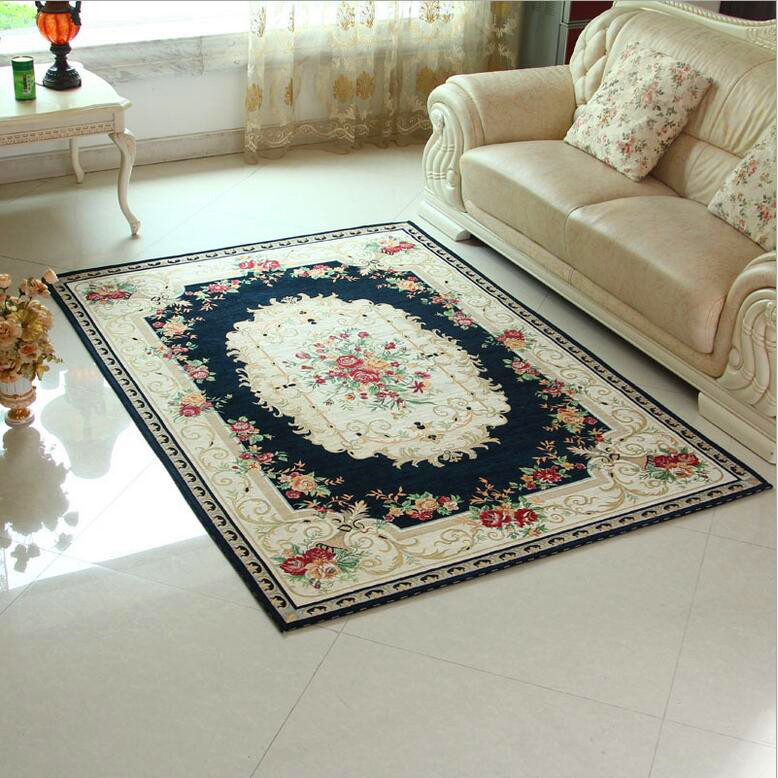 Sunnyrain carpets for living room area rugs for bedroom for Rug in bedroom