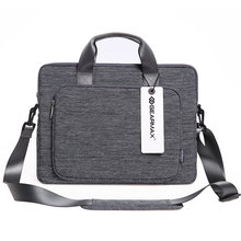 GEARMAX Free Shipping Out 24 hours Laptop Messenger Bag 13 14+Free Keyboard Cover for Macbook Nylon Waterproof Laptop Bag 15.6(China (Mainland))