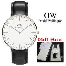 New Brand Luxury Daniel Wellington Watches DW Watch Men Famous Fabric Strap Sports Military Quartz Leather