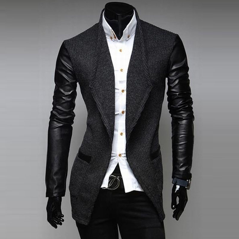 Men's Wool Pea Coats M-xxl
