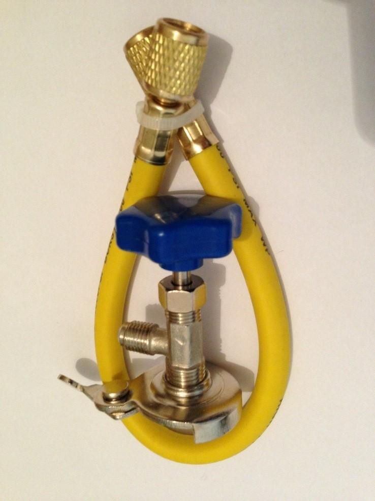 Комплектующие к инструментам R134A R12 R22