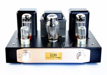 Buy Music Hall BOYUN EL34 Vacuum Tube Amplifier Single-ended Pure Class 5Z3P+6N9P Hifi Audio Amp 12W+12W for $217.55 in AliExpress store