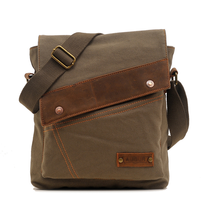 Fashion Men Casual Messenger Bags Brand Travel Vintage Canvas Crossbody Bags High Quality Male Classic Outdoor Shoulderbag YA(China (Mainland))