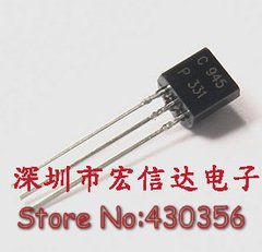 20pcs/lot free shipping C9452SC945 TO-92 100% new Original Quality Assurance!!!