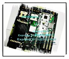 SE7520BD2 Server Motherboard for T350 R350 E7520 chipset Socket 604 DDR2 Working