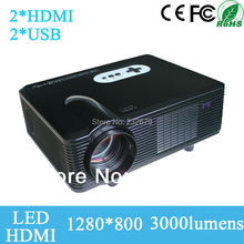 kids movie and game projector/proyector/beamer for dvd/pc/laptop/will/game cube/xboxone/play station