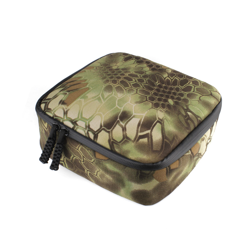 GoPro Camera Accessories Collection box Camouflage Carry Travel Storage Bag Case for GoPro Hero Camera & Accessories(China (Mainland))
