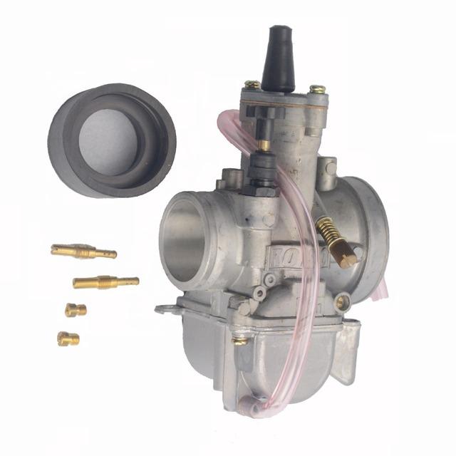goofit carburettor KOSO 30mm carb Carburetor air filter  for 175cc-200cc ATV, Dirt Bike & Go Kart Motorcycle accessory N090-054