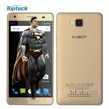 "Original CUBOT Echo Smartphone Android 6.0 MTK6580 Quad Core 5.0"" HD IPS Cellphone 2GB+16GB 13MP 3000mAh OTG 3G GPS Mobile Phone(China (Mainland))"