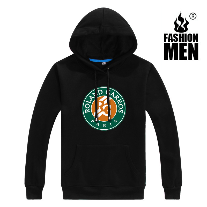Roland Garros Open Tennis France Hoodies, Sweatshirts men fashion brand Hoodies man Autumn Winter - Doctor Li store