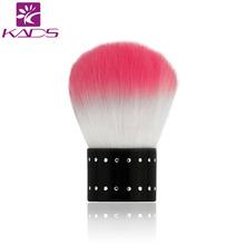 HOTSALE Soft Nail Dust Brush Manicure Tool Cosmetic Brush for nail art brush for powder brush(China (Mainland))