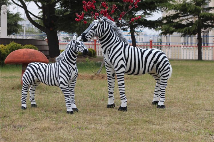 smaller size new creative simulaiton zebra toy plush zebra model doll gift doll about 80x70cm(China (Mainland))