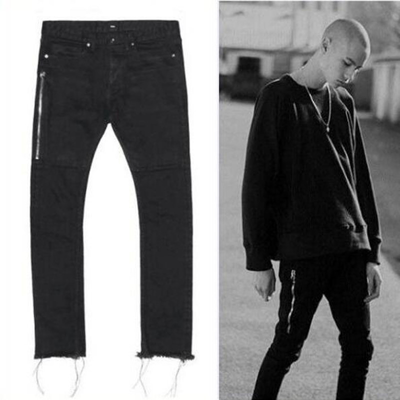 2019 Wholesale Mens Black Skinny Jeans 424 Fourtwofour