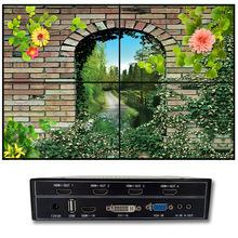 Hdmi видео стены для тв видеостены монитор видеостены дисплей системы(China (Mainland))